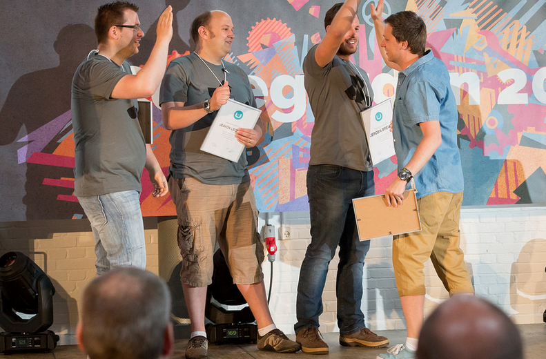 2015 Umbraco MVP awards: our colleague was nominated