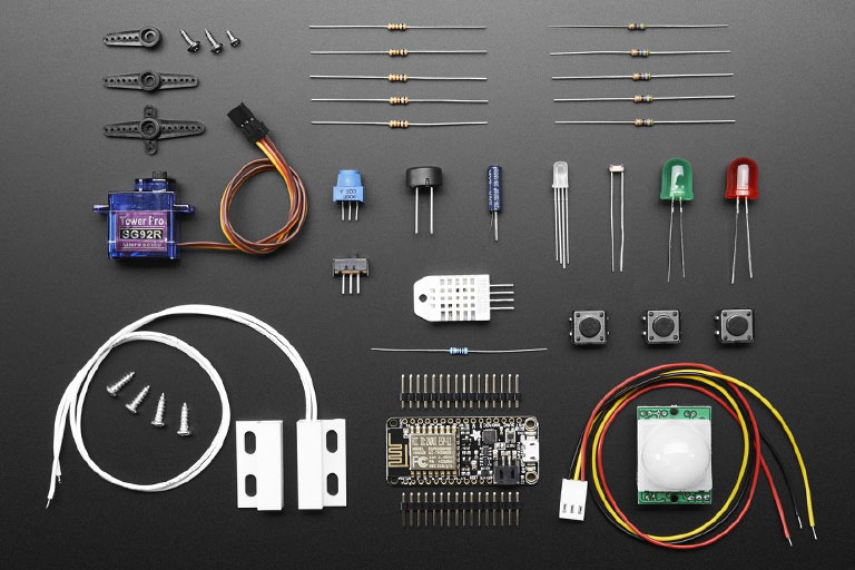 Office Weather Station - IoT Project   UKAD